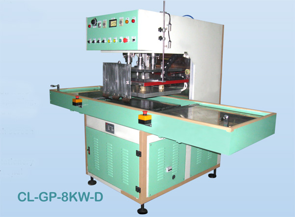 High-frequency Manual Sliding Table Welding Machine