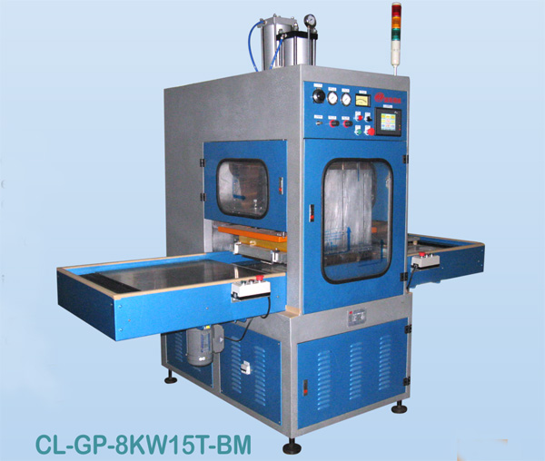 Microcomputer Automatic Sliding Table High-frequency Fusing Machine